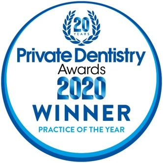 award-winning dental practice