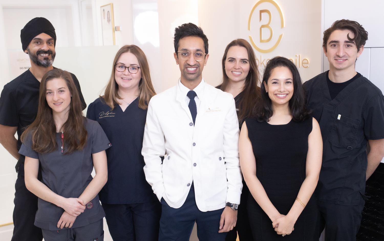 Award-winning cosmetic dentist