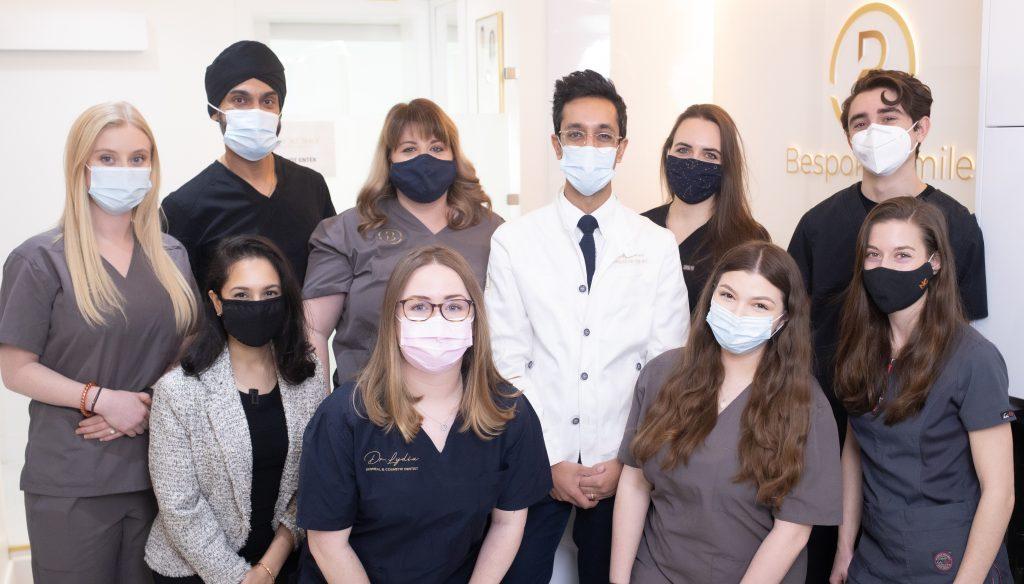 full team masked